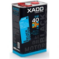 XADO LX AMC Black Edition 5W-40 SM Synthetische Motorolie 4 liter