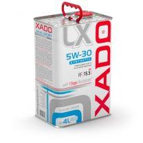 XADO Luxury Drive 5W-30 Synthetische Motorolie 4 liter