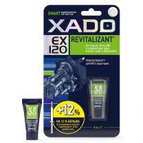 XADO Revitalizant EX120 Versnellingsbak, Tube 9 ml
