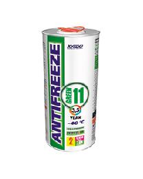 Koelvloeistof -40 G11 Groen