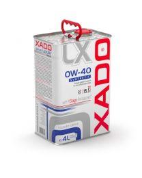 XADO Luxury Drive 0W-40 Synthetische Motorolie 4 liter