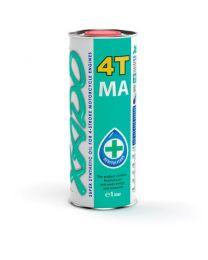XADO Olie 10W-40 4T MA Synthetisch
