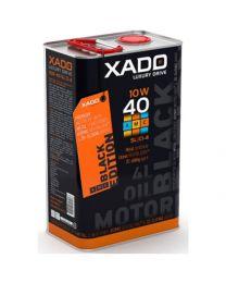 XADO LX AMC Black Edition 10W-40 SL Synthetische Motorolie 4 liter