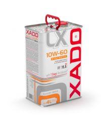 XADO Luxury Drive 10W-60 Synthetische Motorolie 4 liter