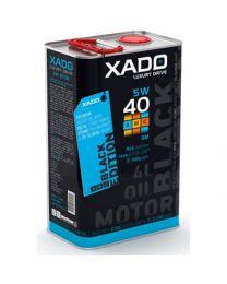 XADO LX AMC Black Edition 5W-40 SM Synthetische Motorolie 4 liter
