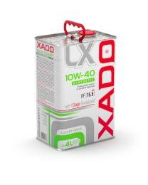 XADO Luxury Drive 10W-40 Synthetische Motorolie 4 liter