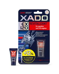 XADO Revitalizant EX120 Benzine, Tube 9 ml