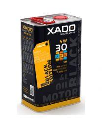 XADO LX AMC Black Edition 5W-30 SM Synthetische Motorolie 4 liter