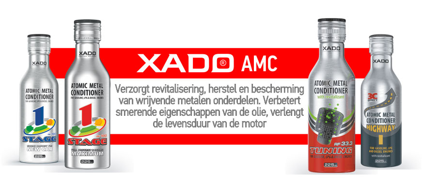 XADO Metaalconditioner