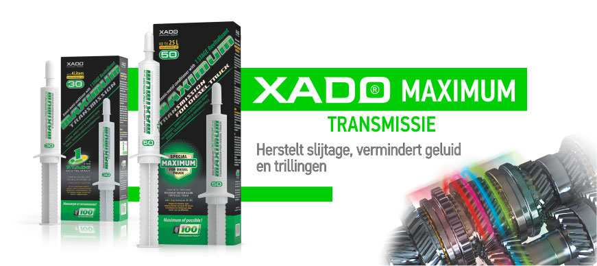 XADO Maximum Transmissie